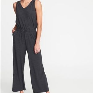 Old navy active stretch jumpsuit